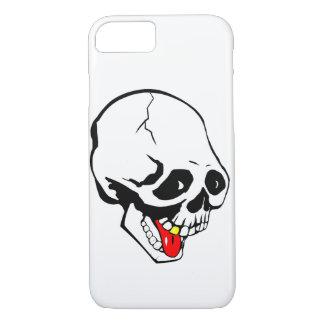funny skull iPhone 8/7 case
