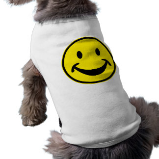 Funny Smiley yellow + your backg. & ideas Shirt