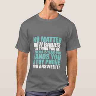 Funny T-shirt For Cool Fathers Daddy or Dad