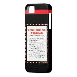 Funny Things I Learned From My Siberian Laika Case For The iPhone 5