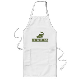 Funny Trout Fishing Aprons