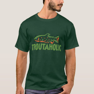 Funny Trout Fishing T-Shirt