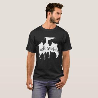 Funny Uncle Saurus funcle Dinosaur T-Shirt
