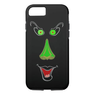 Funny Wicked Witch - Crazy iPhone 7 Cases