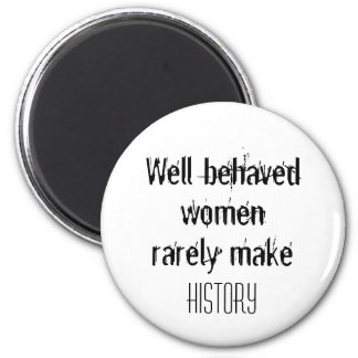 Funny womens birthday gifts quote fridge magnets