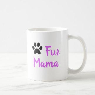 Fur Mama Coffee Mug