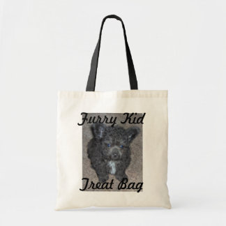 Furry Kid Treat Bag