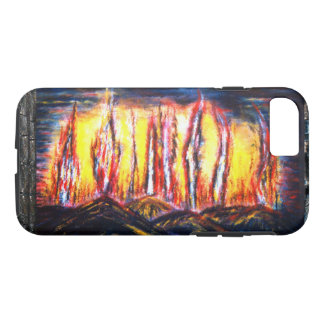 Fury Fires iPhone 8/7 Case