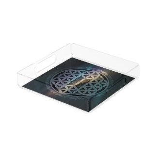 fusion_aurora_mandala acrylic tray
