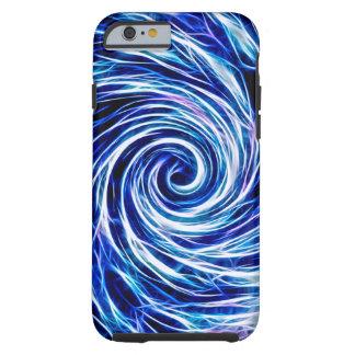 Future Abstract -Vivid BL- iPhone 6/6s, Tough Tough iPhone 6 Case