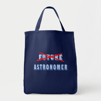 Future Astronomer No More Tote Bag