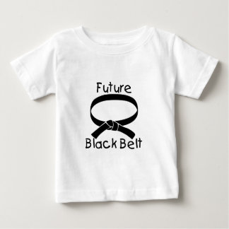 Future Black Belt Baby T-Shirt