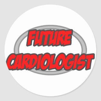 Future Cardiologist Sticker