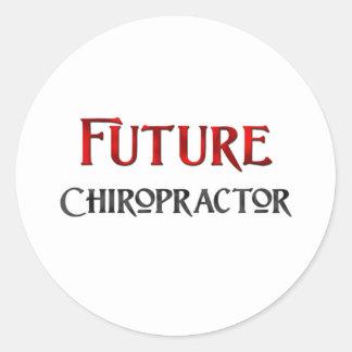 Future Chiropractor Sticker