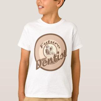 Future Dentist Kids Occupation T-shirt