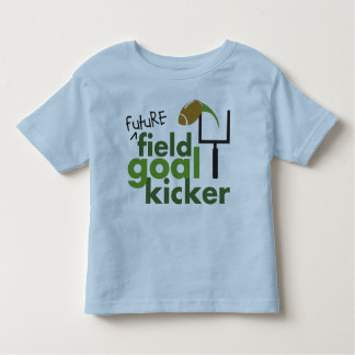 Future Field Goal Kicker Toddler T-Shirt