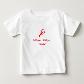 """""""Future Lobster Lover"""" Baby Tee"""