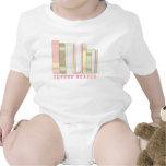 Future Reader Baby Book Stack Funny Shirt
