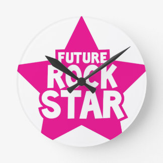 Future ROCK STAR! Clocks