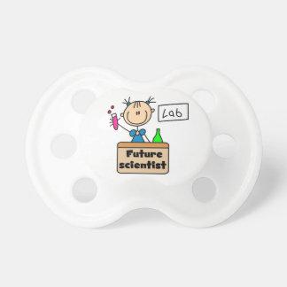 Future Scientist Pacifier
