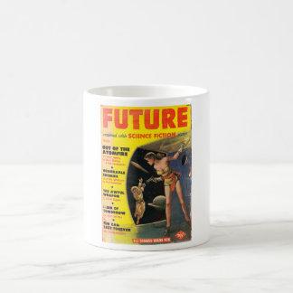 Future (series 2) v02 n01 (1951-05.Columbia)_Pulp Basic White Mug