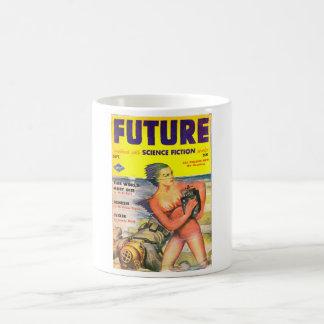 Future (series 2) v02 n03 (1951-09.Columbia)_Pulp Coffee Mug