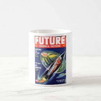 Future (series 2) v03 n01 (1952-05.Columbia)_Pulp Basic White Mug