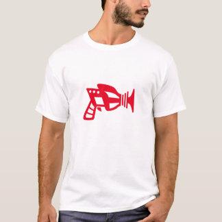 Futuristic Red Laser Gun T-Shirt