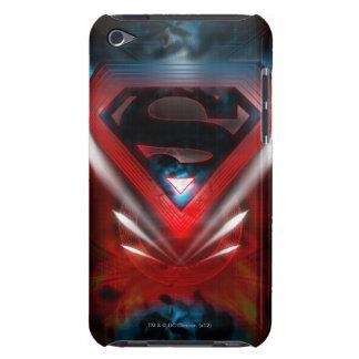 Futuristic Superman Logo iPod Touch Covers