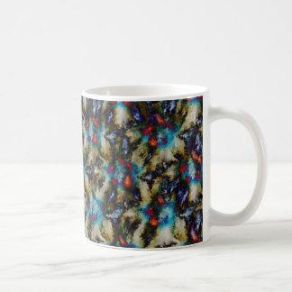 Fuzzy Multi-Coloured Mug