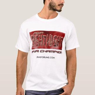 FWA World Championship Match T-Shirt