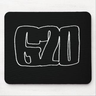 G2O Mouse Pad