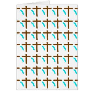 G4E Blank Card with Cross