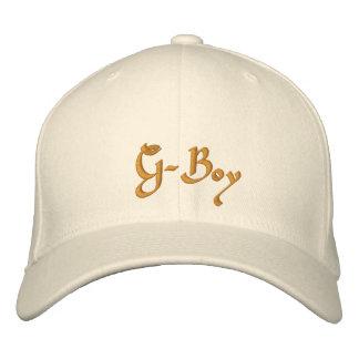 G-Boy Embroidered Baseball Caps