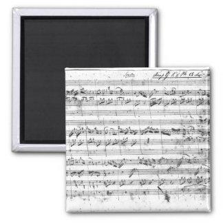 G major for violin, harpsichord and violoncello 2 magnet