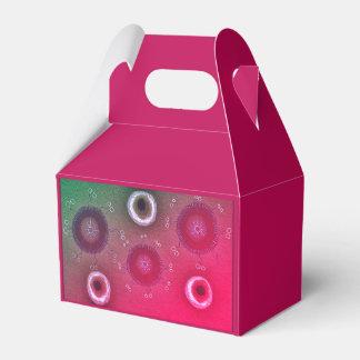Gable Favor Box Cerchi Party Favour Boxes