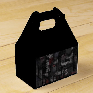 "Gable ""Tango in the rain"" Party Favour Boxes"