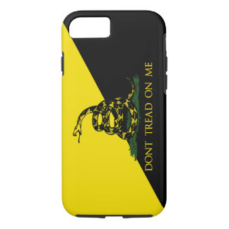 Gadsden Flag 3 iPhone 7 Case