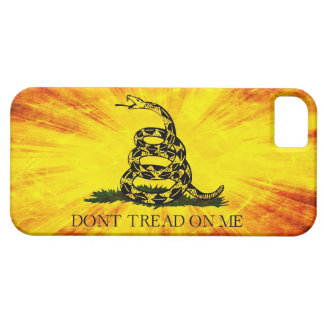 Gadsden Flag Barely There iPhone 5 Case