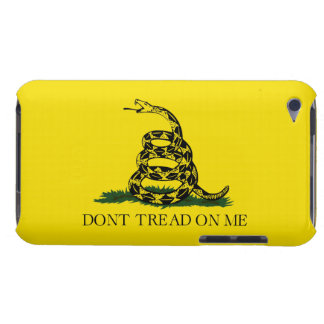 Gadsden Flag Barely There iPod Cover