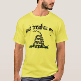 Gadsden Flag Don't Tread On Me T-Shirt