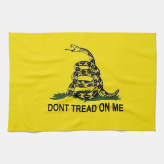 Gadsden Flag Tea Towel