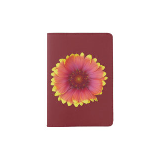 Gaillardia 1 passport holder
