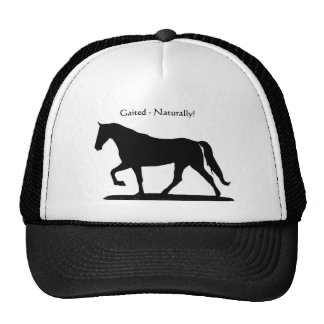 Gaited Horse Hat