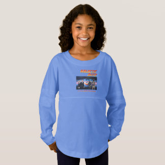 Galactic Blitz Girls' Spirit Jersey Shirt