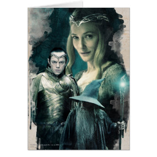 Galadriel, ELROND™, & Gandalf Graphic Card