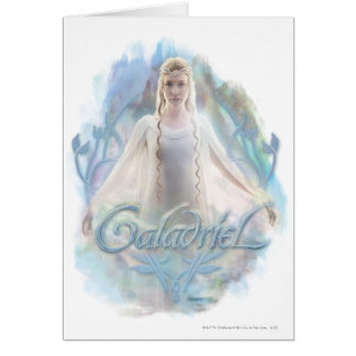 Galadriel With Name Card
