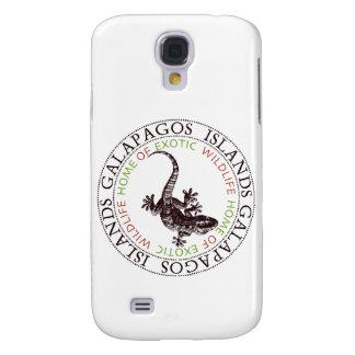Galapagos Islands Gecko Galaxy S4 Case