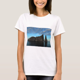 Galapagos - Kicker Rock at Sunset T-Shirt