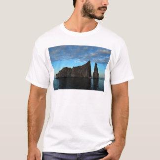 Galapagos - Kicker Rock at Sunset T-Shirt